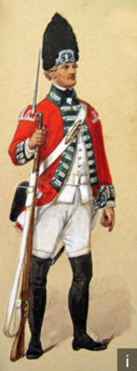 Thomas Malin  Jr., Sgt 24th Regiment of Foot 1824-1846