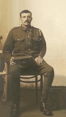 George Ranger, L11786
