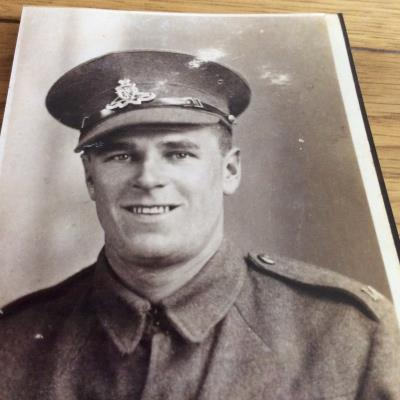 William Thomas Tidbury, Sargent
