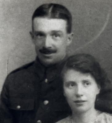 William Cox, Rifleman 7116, 22nd Batallion London Regiment