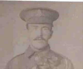 "Oscar Featherstone, ""C"" Battery 53rd Bde., Royal Field Artillery"