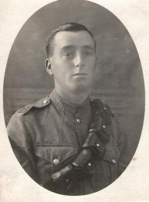 Thomas Ernest Larkins, Driver RFA