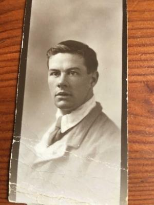 Ernest Pond, 10th Bat. Sherwood Foresters, 5/6 Northumberland Fusiliers