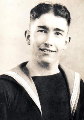 Leonard Eade, PO Royal Navy