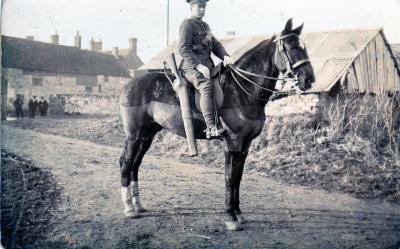 ernest holland , Driver 476238 Royal Engineers