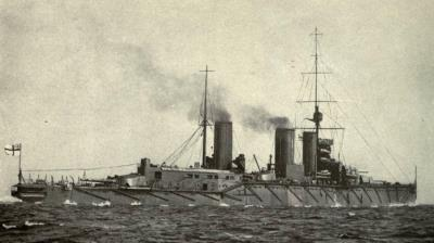 George William Malpress, AB Naval SS3854 died on HMS Queen Mary which sunk during the Battle of Jutland.