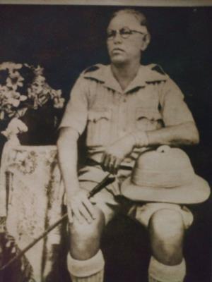 H D  / Hugh Drough  O'Reilly, Irish Fusilier