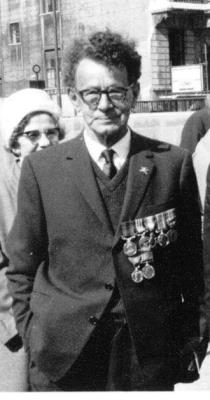 John William  Brooks (senior), Sgt 1st Bn Rifle Brigade