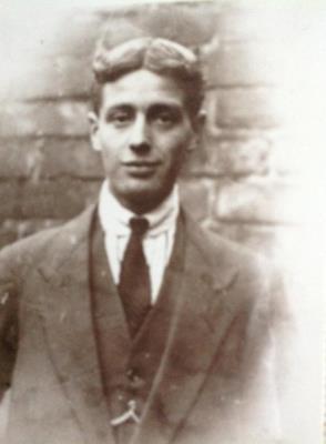 Henry Joseph 'HARRY' Rutter, Private 29851 1st Bn. The Loyal North Lancashire Regiment