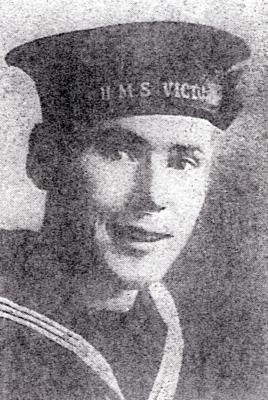 Harold George Lilley, Stoker 2nd Class P/KX 95861 - HMS Royal Oak