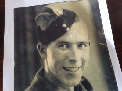 Alfred John  Chandler , Was there on 1st d.day landing got off Dunkirk beach by the skin of his teeth