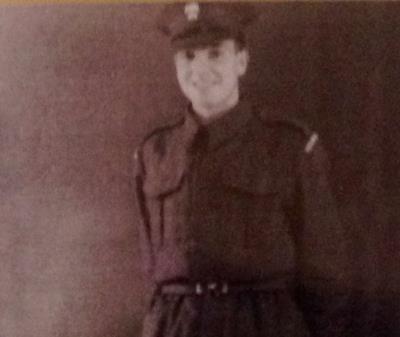 Joseph Hilsdon, Guardsman 5th battalion grandier guards