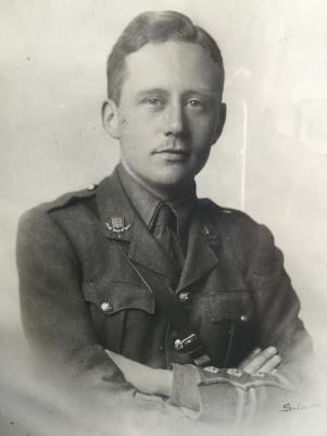 William Croome, Captain, Essex Reg