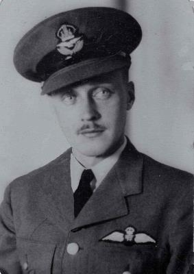 Kenneth Hobson, Pilot Officer RCAF 419 Squadron