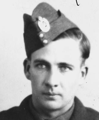 John James (Jack) Davies, Sapper 1918660 Royal Engineers (Volunteered into TA, Pontypridd)