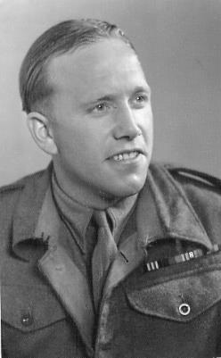 Albert Edward Warren, Lance Corporal  7907298