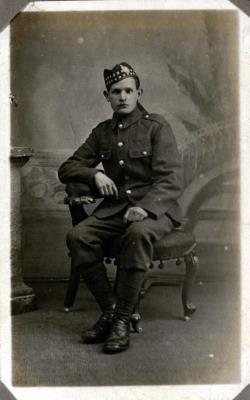 John Boyd, Private 1st Battalion Kings Own Scottish Borderers