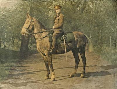 Joseph (John) Donoghue, 21241 4th Argyll & Sutherland Highlanders