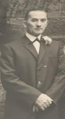 Sydney Race , Company Sergeant major , East Yorkshire regiment