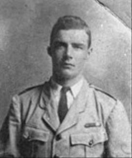 Joseph Groom, Kings Shropshire Light infantry, RSM
