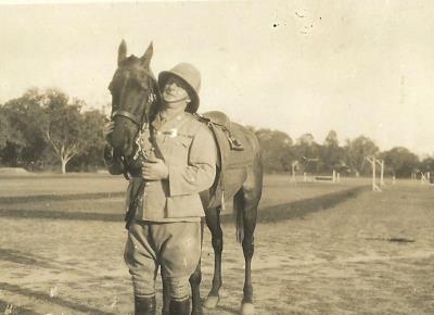 Raymond Skelding Humphreys, corporal