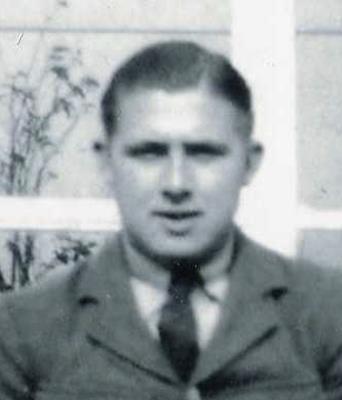 John Ellwood, Leading Air-craftsman