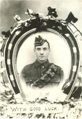 joseph chalmers, private 1st Gordon Highlanders