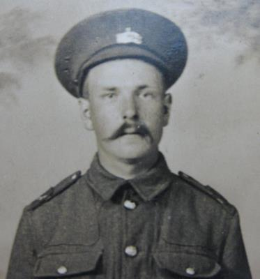 Percy John Whithorn, Private