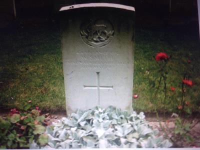 Walter Smith, Lance Corporal Royal Warwickshire Regiment