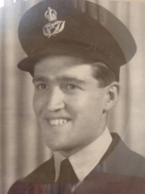 Kevin Timms, Warrant Officer (Australian Service No.430683)