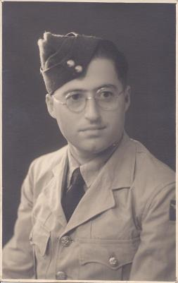 Werner Karo, Service number: 774487 , Rank:  LAC , Royal Air Force