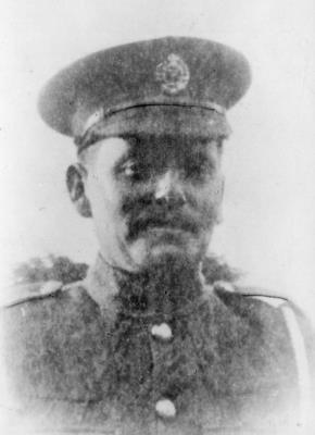 Arthur  Johnson, Royal Engineers - Driver.  No.542224