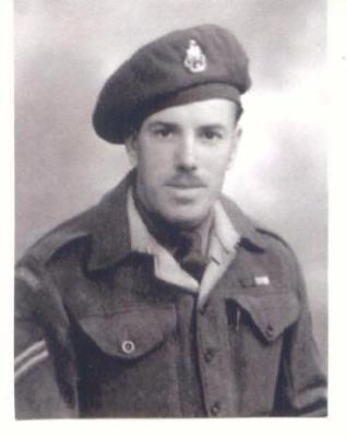 Ernest Bean, 1st Battalion Royal Sussex Regiment