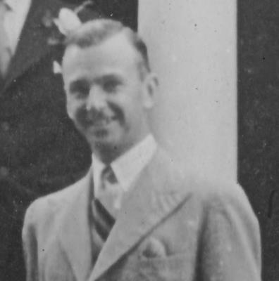 Ralph Peddie MM, Corporal, 6 South African Armoured Car Regiment