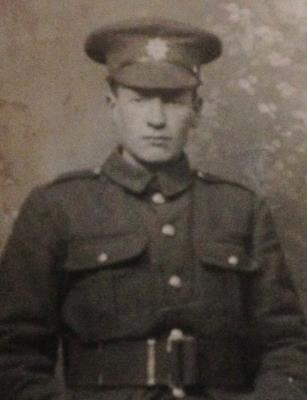 Arthur Edward Churches, 12015 Private, Coldstream Guards