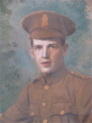 Richard O'Brien, Royal Irish Rifles