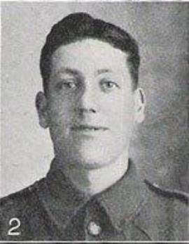 Joseph Isaacs, Rifleman 19103 Kings Rifle Corps