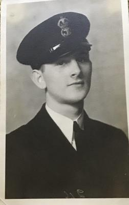 John (Jack) Chater, Royal Navy 1939 - 45