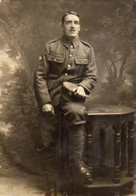 William Melling, Royal Army Medical Corps