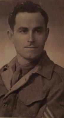 Norman Jones, 15th Scottish Reconnaissance Regiment