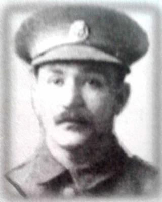 Isaiah Fisher, Lance Corporal Yorkshire & Lancaster 13th Division