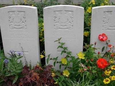 William Whiteley, Private 47070 Manchester Regiment