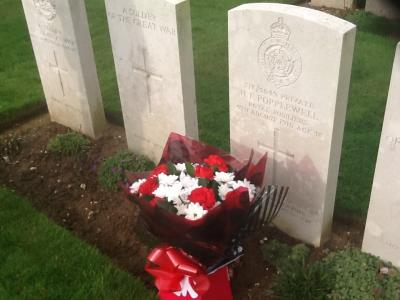 Harold Popplewell, Royal Fusiliers