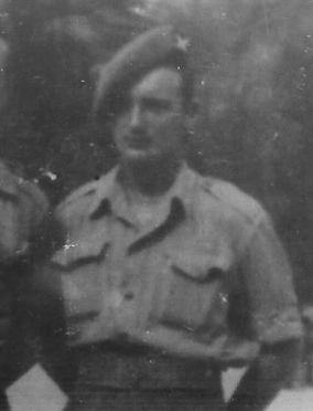 Harold Mudie, 5th Battalion (Scottish) Parachute Regiment
