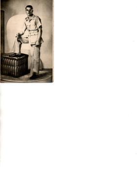 William Knowles, Served in Duke of Wellington Regiment in Burma 1944