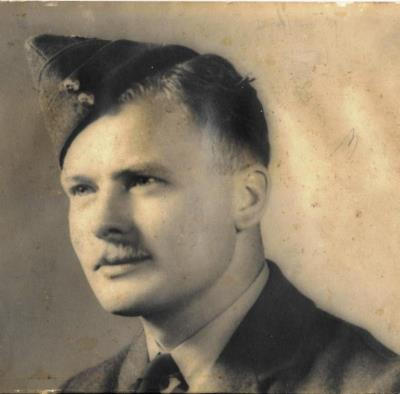 William MacLachlan, R.A.F. - Sergeant
