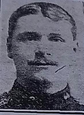 Percy  Gaunt, Rifleman A/785, 2nd Bn. King's  Royal Rifles Corps