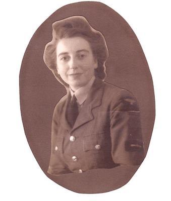 Margaret  Buchanan/Hunter , Leading Aircraftsmen?