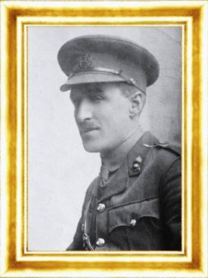 William Mitchell, 41st signals coy, Royal engineers,Lieutenant.