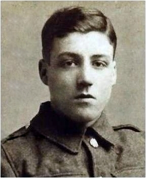 Arthur Varney MM, Sgt.  Awarded the Military Medal. 11th Bn Sherwood Foresters